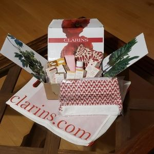 Clarins Sample Box